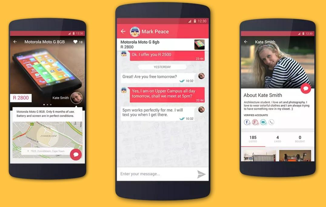Letgo-app-chat